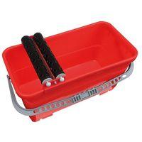Kit PRO spécial carreleur avec bac 24 Litres + 4 accessoires - Diamwood
