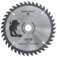 Lame de scie circulaire carbure D. 165 x Al. 20 m x 50 dents