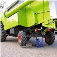 Cric pour camions, machines agricoles et machines d'entrepreneur - Capacité 4,0 tonnes