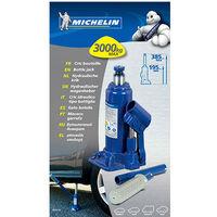 Cric hydraulique bouteille 3 T - H. 195 à 385 mm - Michelin