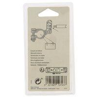 2 Cosses batterie double serrage laiton - XL Tech
