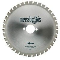Lame carbure MAXIMETAUX D. 305 x 2,4 x 25,4 mm Z 80 dents plates - Aciers/Profilés/Panneaux sandwich - 280282 - Sidamo