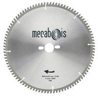 Lame carbure NE3 D. 210 x 3 x 30 mm Z 54 TP Nég. - Alu/Zinc/Cuivre/Nickel/Plastique - 290204 - Sidamo