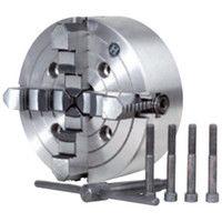 Mandrin D. 125 mm 4 mors pour tours métaux TP 550 - 21398113 - Sidamo