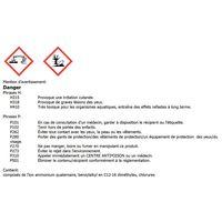 Anti-algues préventif 5 L peu moussant - 750005 - Aqua Soleil