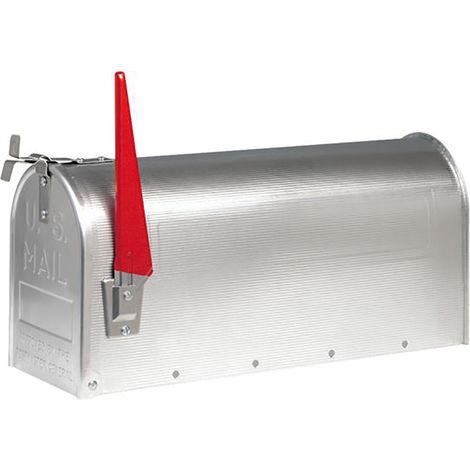 Burg Wächter U.S. Mailbox Alu Massiv 892
