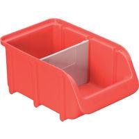 Sichtlagerkasten Deckel Stapelbox Ergobox Größe M Sortierkasten 2 Farben wählbar