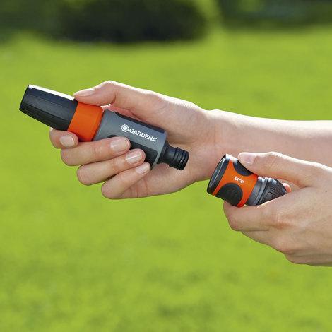 :Steckverbinder,Aquastop Gardena Wasserstop 13 mm 5//8 Zoll und 15 mm 1//2 Zoll