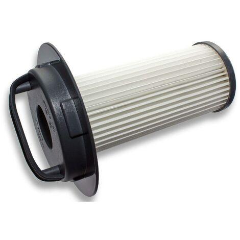 vhbw Hepa Filter Zylinder Luftfilter für Staubsauger Philips Marathon FC9206, FC9208, FC9209, FC9210, FC9212 wie FC8048, 432200524860, 432200517520.