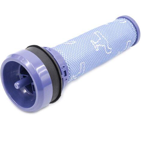 vhbw Staubsaugerfilter passend für Dyson DC28, DC28c, DC33, DC33c, DC37, DC37c, DC39, DC39c, DC41, DC53 Staubsauger Vormotor-Filter