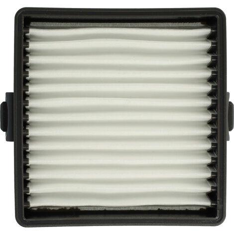vhbw Staubsaugerfilter passend für Ryobi One, One+, One Plus Staubsauger Filter