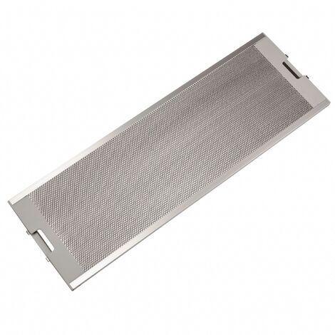 vhbw Filtro Permanente metálico para grasa reemplaza Miele 4126170, 4126171, 4126172 para Campana extractora metal