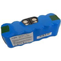 Bater/ía 2200mAh para robot aspirador Hoover Robo.com2 RBC009 como NS3000D03X3 YX-Ni-MH-022144.