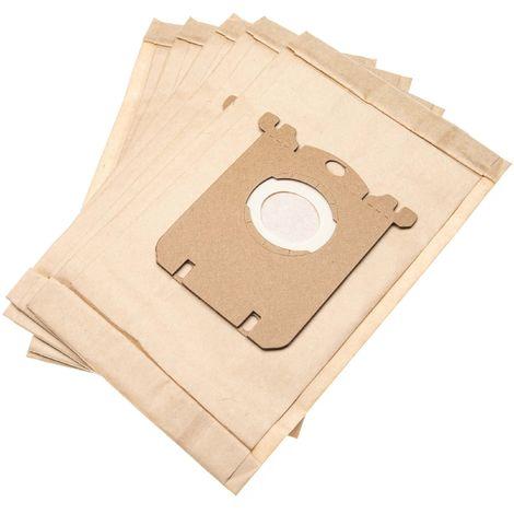 10x Sacs à poussière papier pour Siemens VS 01 G 400,VS 01 G 500,VS 01 G 511