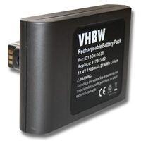 vhbw Batterie Li-Ion 1500mAh (14.4V) pour aspirateur, Home Cleaner compatible avec Dyson 17083-4810, 17183-01-03, 917083-02, 917083-08