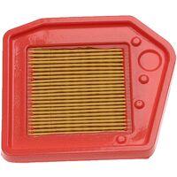 vhbw Filtre pour Stihl FS 410 C-E K, FS 410 C-E KZ, FS 410 C-E L, FS 410 C-EM scie électrique, tronçonneuse; 8,8 x 7,8 x 2,1cm filtre à air