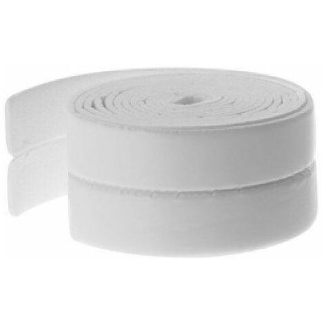 Bande isolante pour baignoire et receveur D-code - blanc