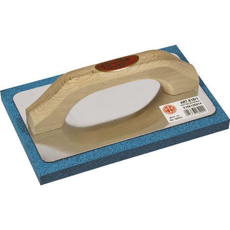 Frattone frattazzo in gomma spugna pavan art 819/2 24x10 supporto alluminio