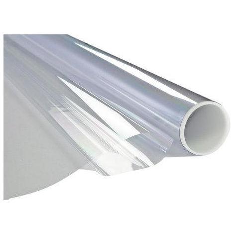 Film adhésif anti UV incolore - 0.75 m x 1 m (AV)