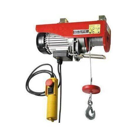 Paranco/Argano/Montacarico/Montacarichi elettrico 100/200Kg