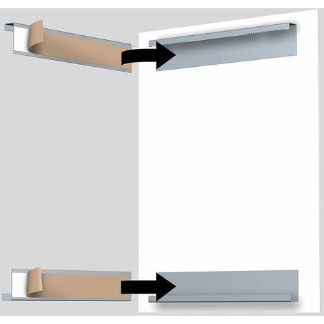 Dibond Rail professionnel - 30 cm