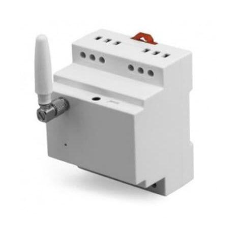 Module Rail DIN D210 pilotable par SMS - SimPal