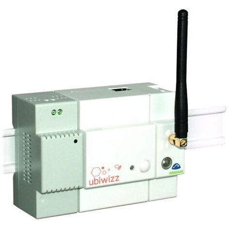 Passerelle domotique Wizzbox EnOcean avec alimentation - Ubiwizz