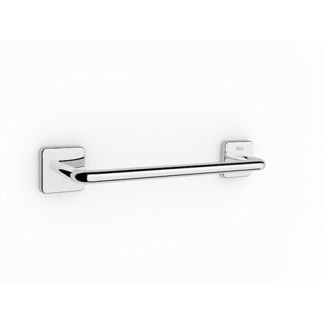 Toallero de lavabo (Posibilidad de instalación mediante tornillería o adhesivo) 300 mm - Serie Victoria - Roca