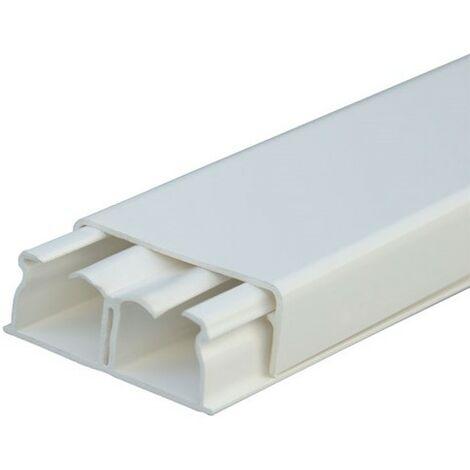 Canaleta 2,1 metros 32x12,5mm con tabique DLPlus Legrand