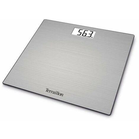 14717-Electronique-Jusqu'à 180 kg-Graduation 100 g-Affichage LCD - Inox