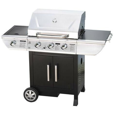 Barbecue à Gaz sur Chariot Baltimore
