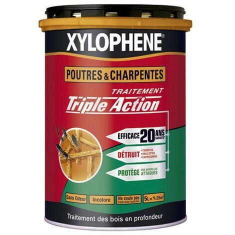 XYLOPHENE POUTRE CHARP. 5L+1L S/OD. B (Vendu par 1)