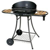 Somagic Barbecue charbon Qooka F537 en fonte diam. 53 cm