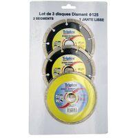 Bosch Dia Diamant-Meule de tronçonnage Best for Ceramic 125 x 22,23 x 1,8 mm 2608602631