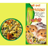 All-Pet Fruttoloso Mangime per Criceti - 700 gr