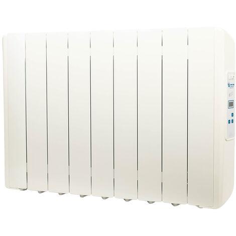 Radiador Eléctrico Bajo Consumo Farho Eco Green 990W (9)