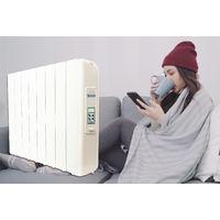 Farho Radiador Eléctrico Bajo Consumo Eco D Ultra 660W (4)