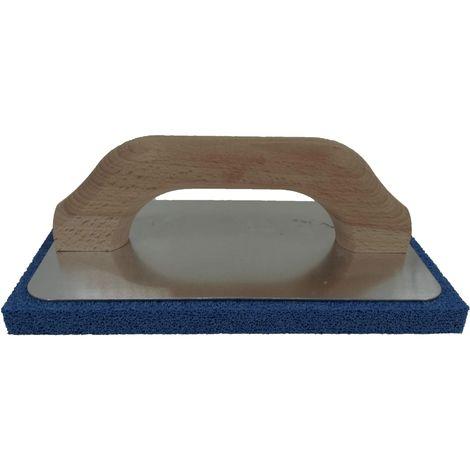 Frattone 220x135mm in gomma spugna per rasatura, colori blue