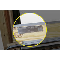 Store isolant pour fenêtre de toit Velux ® Blanc - Code dimension 4 ou 606 ou S06 - Blanc