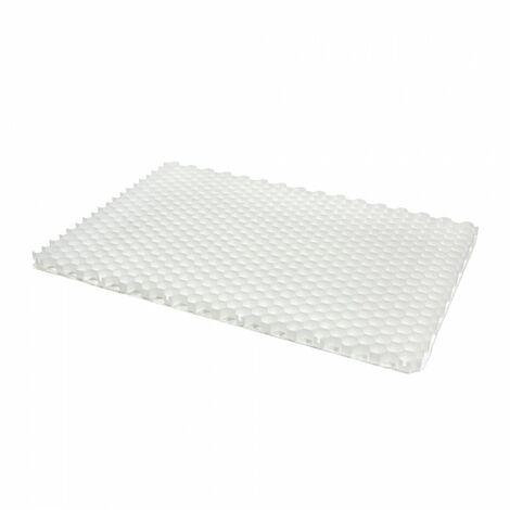 Stabilisateur de gravier Alveplac® - Jouplast - - - Blanc