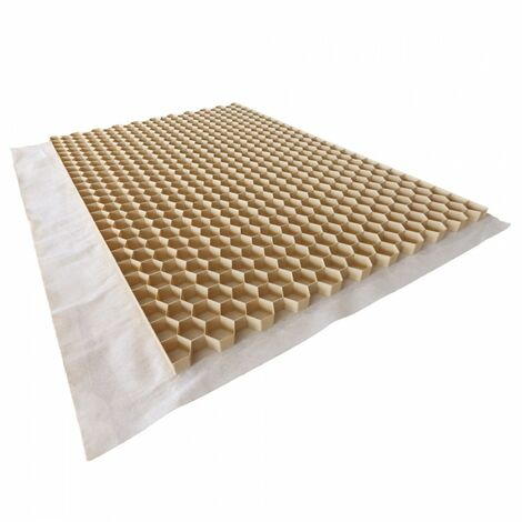 Stabilisateur gravier 1200 x 800 mm - Nidaplast - 0.96 m² - Beige