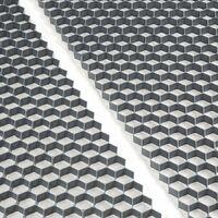 Palette de 33 Stabilisateurs de graviers (63,36 m²) - Gris - 120 X 160 X 3 cm Gris - Rinno Gravel