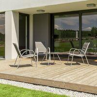 Plot terrasse bois ou composite 40/60 mm Rinno plots A l'unite