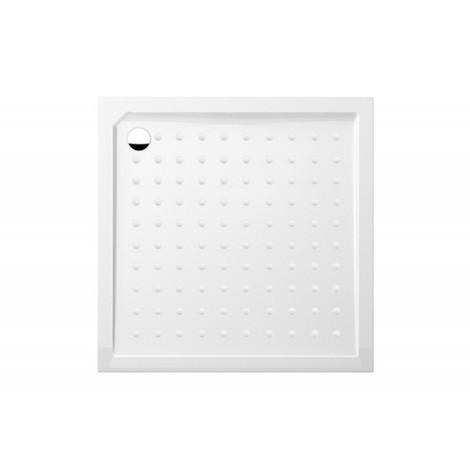 Plato de ducha cuadrado - Tamaño 90x90cm
