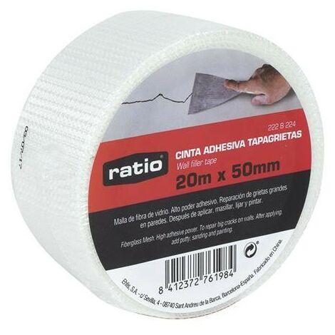 impermeable Homgaty 6 paquetes de cinta de montaje de doble cara resistente resistente al calor cinta acr/ílica transparente y fuerte para interior y exterior sin residuos extra/íble
