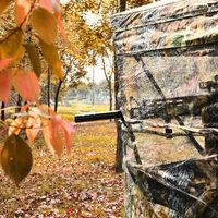COSTWAY Industrial C Shape Side End Table Sofa Coffee Laptop Table Living Bedroom Wood