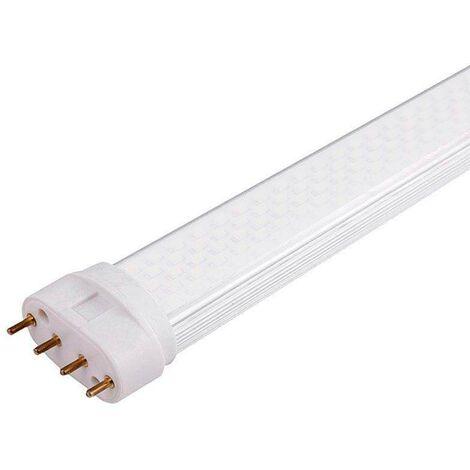 Bombilla LED 2G11 - 15W, Blanco neutro - Blanco neutro