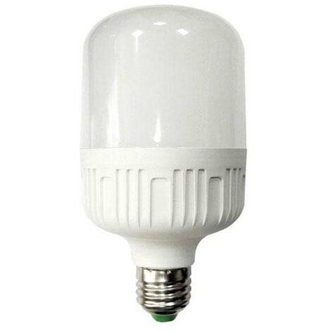 Bombilla LED E27 FLAT 12W, SMD2835, Blanco cálido - Blanco cálido