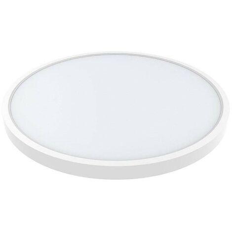 Plafón Led KRAMFOR R 36W, superficie, Blanco cálido - Blanco cálido