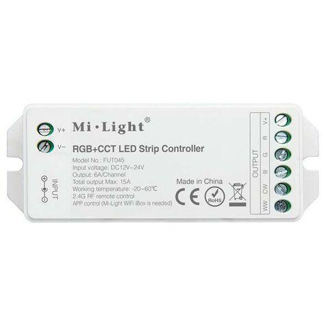 Controlador RGB+CCT 15A - RF